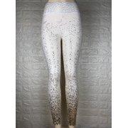 c37d3ae32678e1 Women High Waist Yoga Fitness Sequin Pants Leggings Jogging Gym Stretchy  Sport Trousers