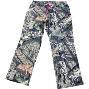 Mossy Oak Women's Fleece Camo Sweatpants, MO Breakup Country