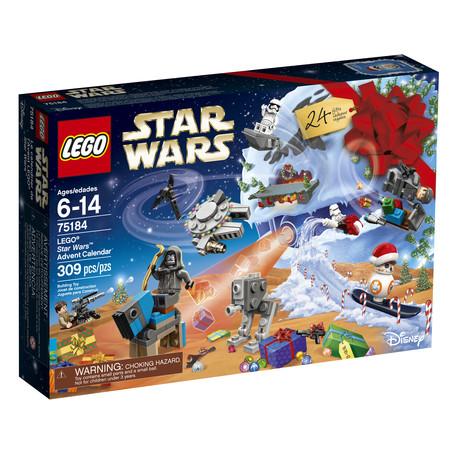 LEGO Star Wars 2017 Advent Calendar 75184