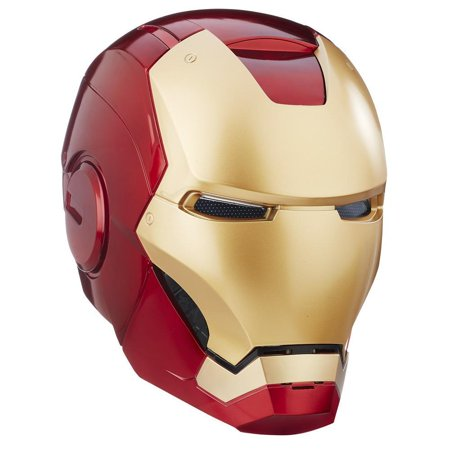 Iron Man Electronic Helmet - Iron Man Helmet Adult