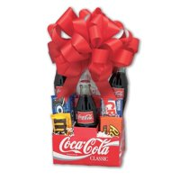 Gift Basket Drop Shipping Classic Coca-Cola Gift Basket