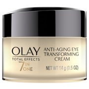 Olay Total Effects 7 In One Anti-Aging Transforming Eye Cream, 0.5 oz