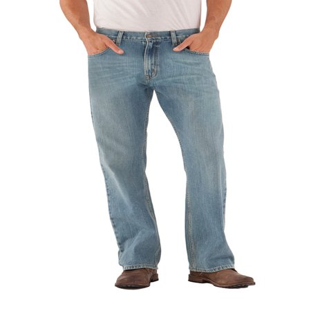 Signature by Levi Strauss & Co. Men's Boot Cut Fit (French Bootcut Jeans)