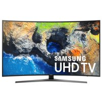 "SAMSUNG 55"" Class Curved 4K (2160P) Ultra HD Smart LED TV (UN55MU7500FXZA)"