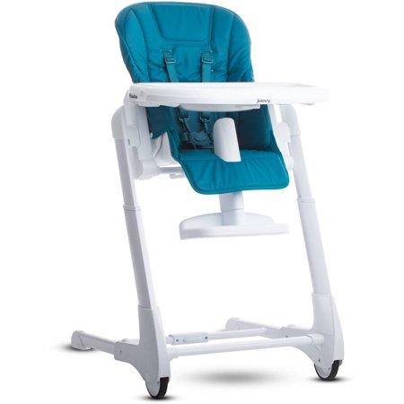 Joovy Foodoo Baby Height Adjustable High Chair Turquoise