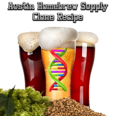 Austin Homebrew Clone Recipe Harp Lager (3A) - MINI