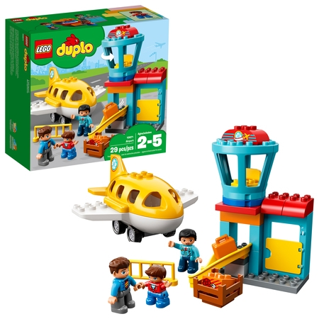 LEGO DUPLO Town Airport 10871 Building Set (29 Pieces)](Building Toys For 7 Year Olds)