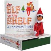 Elf on the Shelf Boy Dark 4e87cd026