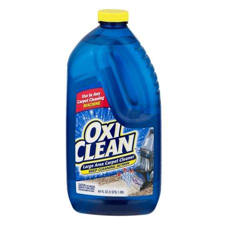 Oxiclean Large Area Carpet Cleaner 64 0 Fl Oz Walmart Com