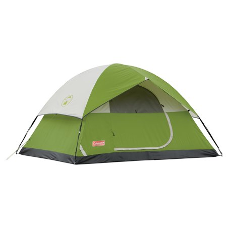 Coleman Sundome Camping Dome Tent with Easy Set Up