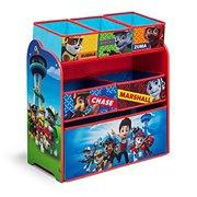 Nick Jr. PAW Patrol Multi-Bin Toy Organizer by Delta Children fd037c0885c9