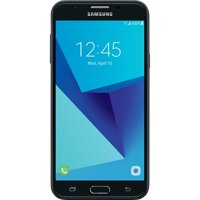 Straight Talk Samsung Galaxy J7 Sky Pro 16GB LTE, No Contract Prepaid SmartPhone, Black