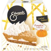 Edwards® Limited Edition Pumpkin Crème Pie 25.9 oz. Box