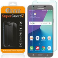 For Samsung Galaxy J7 Sky Pro / J7 (2017) - SuperGuardZ Tempered Glass Screen Protector, 9H, Anti-Scratch, Anti-Bubble, Anti-Fingerprint