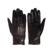 812582c18 Emmalise Women Lady Genuine Leather Glove Faux Fur Lining Winter Christmas  Gift
