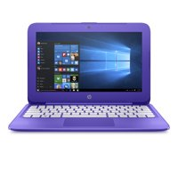 "Refurbished HP 11-ah113wm Streambook 11.6"" N4000, 4GB, 32GB SSD, Win10 S, Infinity Purple"