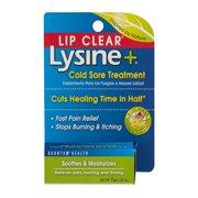 Lip Clear Lysine+ Cold Sore Treatment, 25.0 OZ