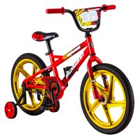 "18"" Schwinn Mototrax Boy's Sidewalk Bike, Red"