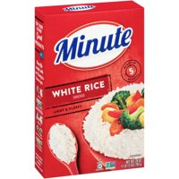 (3 Pack) Minute® White Rice 28 oz. Box