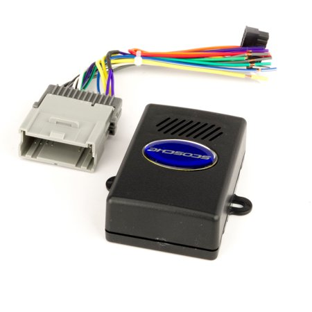 Scosche GM2000SW - 03+ GM CL2 Interface