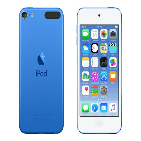 Mp4 Files Ipod (Apple iPod touch 32GB - Blue (Previous Model))