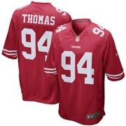 4a8aee9c294 Solomon Thomas San Francisco 49ers Nike Game Jersey - Scarlet