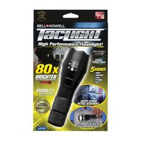 Bell + Howell Taclight 80X Brighter Tactical Flashlight - As Seen On TV!