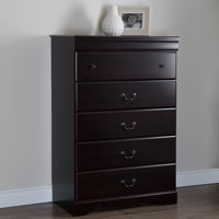 South Shore Vintage 5-Drawer Chest, Multiple Finishes