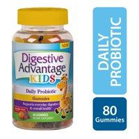Digestive Advantage Kids Daily Probiotic Gummies, 80 count