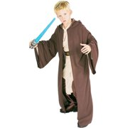 974e63aa05 Morris costumes RU82025SM Jedi Robe Deluxe Child Small
