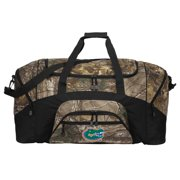 e79893afd3e8 Broad Bay Camo University of Florida Duffle Bag Or RealTree Camo Florida  Gators Gym Bag