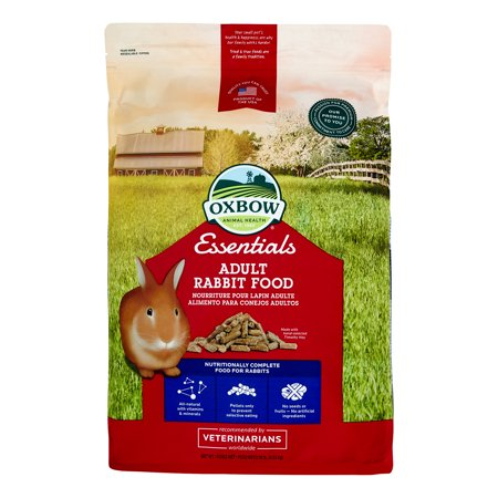 Oxbow Pet Products Essentials Adult Dry Rabbit Food 10