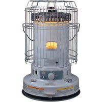 Duraheat World Marketing 23,000-BTU Convection Heat Indoor Kerosene Heater  KW-24G