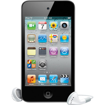 Mp4 Files Ipod (Refurbished Apple iPod Touch 4th Gen 8GB 3.5