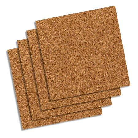 Quartet Natural Cork Tiles,12