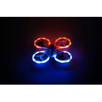 RC LED Stunt Drone Wonder Chopper Sky Patroller Quadcopter - Training Kids Friendly