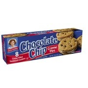 Little Debbie Family Pack Chocolate Chip Creme Pies, 10.63 oz