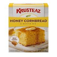 (2 pack) Krusteaz Honey Cornbread and Muffin Mix, 15 oz