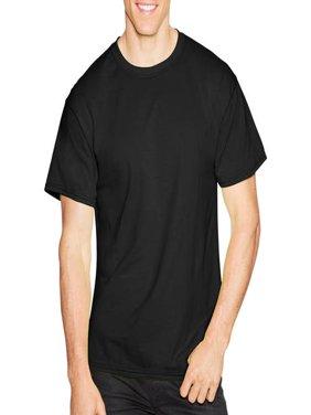 Men's EcoSmart Soft Jersey Fabric Short Sleeve T-shirt