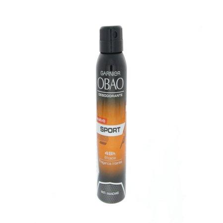 Para Deodorant - Obao Mens Sport Deodorant Spray 150ml - Desodorante Aerosol de Deporte para Hombre (Pack of 6)