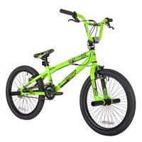 "Kent 20"" Thruster Boys', Chaos BMX Bike, Green, For Ages 8-12"
