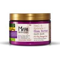 Maui Moisture Heal & Hydrate + Shea Butter Hair Mask, 12 FL OZ