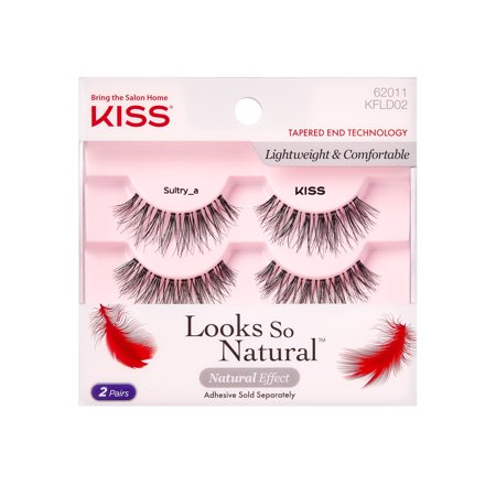 KISS Looks So Natural™ Double Pack - Sultry](Kiss Costumes.com)