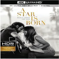 A Star Is Born (4K Ultra HD + Blu-ray + Digital Copy)