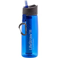 LifeStraw Go Water Bottle with 2-Stage Filter (Blue)