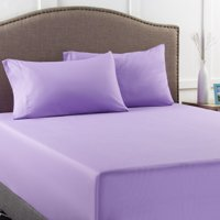 Mainstays 200 Thread Count Open Stock Fitted Sheet, 1 Each