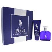 c4c2579c8b Polo Blue by Ralph Lauren for Men - 2 Pc Gift Set 2.5oz EDT Spray