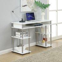 Convenience Concepts Designs2Go No Tools Student Desk, Multiple Colors