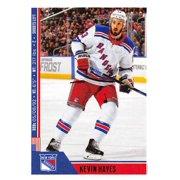 2018 19 Panini NHL Stickers 169 Kevin Hayes New York Rangers Hockey Card