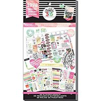 The Happy Planner Watercolor Stickers: 1078 Pack